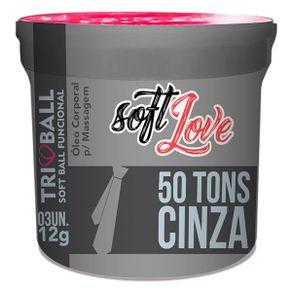 Bolinhas 50 Tons de Cinza