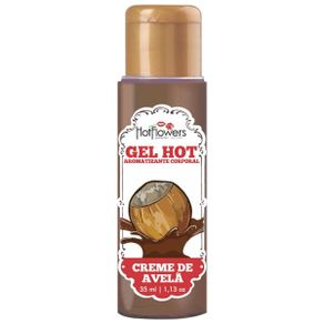 Gel-Hot-Aromatizante-Creme-de-Avela-35ml-Hot-Flowers