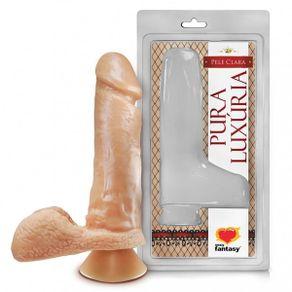 Protese-Pura-Luxuria-Realistico-com-Escroto-e-Ventosa-17x45-cm-Sexy-Fantasy