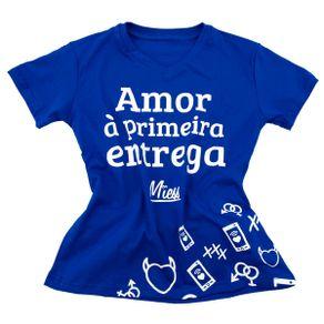 Camiseta-Feminina-Amor-a-Primeira-Entrega-Miess