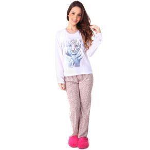 Pijama-longo-em-algodao-com-estampa-de-animal-Gatto-Style
