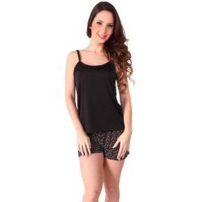 Short-doll-com-alca-blusa-lisa-e-shorts-estampado-em-onca---Gatto-Style
