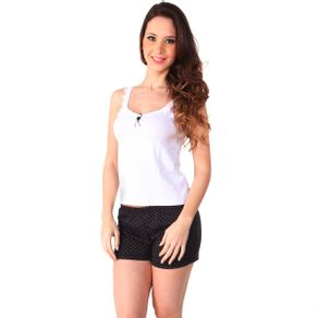 Short-doll-com-alca-em-renda-blusa-lisa-e-short-poa---Gatto-Style