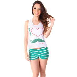 Short-doll-regata-estampado-em-algodao---Gatto-Style