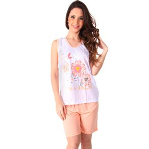 Short-doll-senhora-modelo-regata-estampado---Gatto-Style
